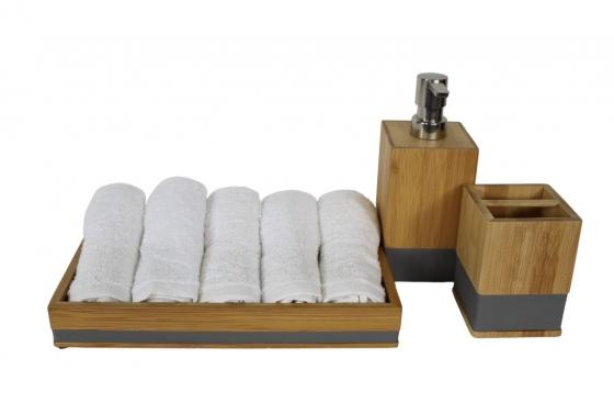 Bamboo Bathroom Set main image
