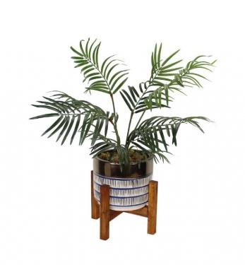 Floor Plant In Stand main image
