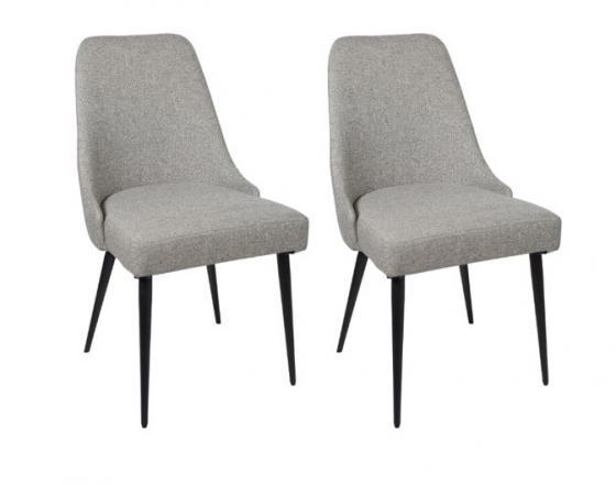 Set Of Grey Chairs  main image