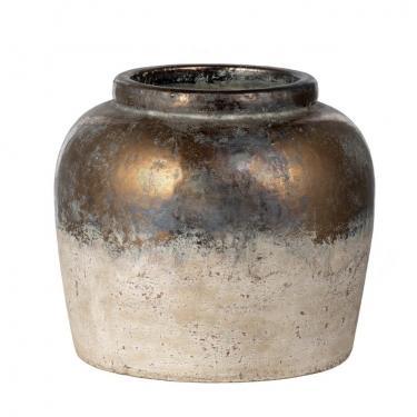 11″ Candia Vase Sienna main image