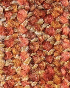 Stria Paprika Throw main image