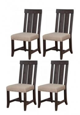 4 Blackwood Dining Chairs  main image