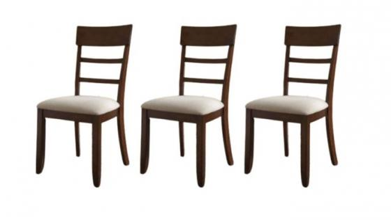 Slat Back Dining Chairs (Set of 3) main image