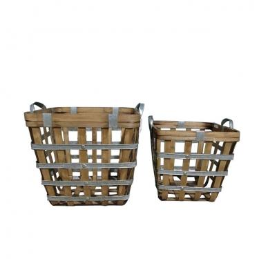 Set Of 2 Baskets main image