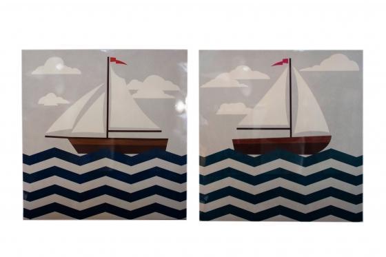 Sailboat Art Set main image