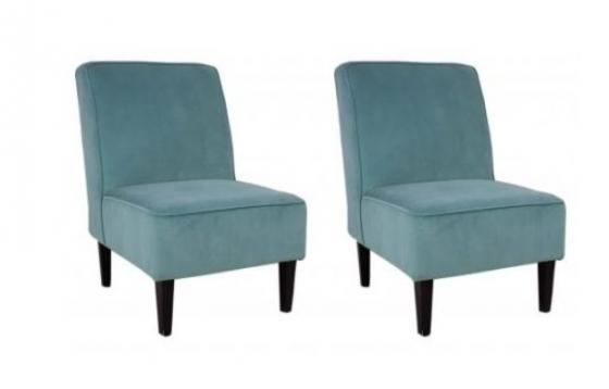 Teal Chair Set main image