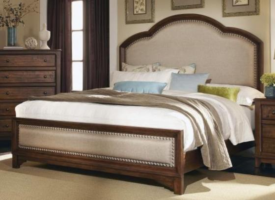 Queen Laughton Bed main image