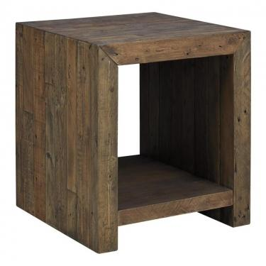 Sommerford rectangular end table main image