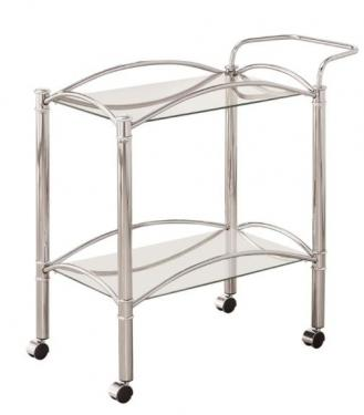 Chrome Bar Cart main image