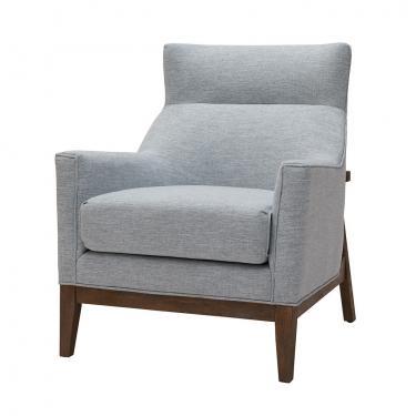 Carmen Slat Back Accent Chair main image