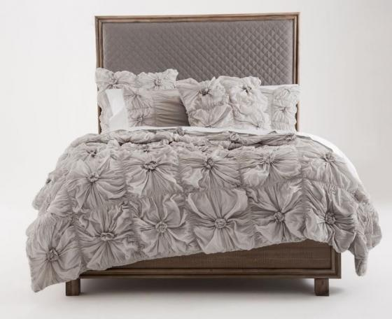 Savanna 6pc King Comforter Set Stone main image