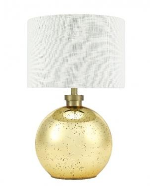 MINI LUNA TABLE LAMP - GOLD main image