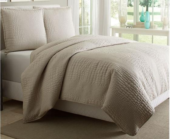 Dash 3pc King Duvet Set Natural main image