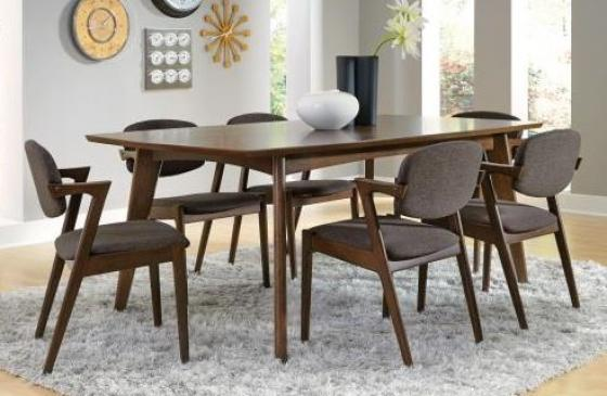Dining Set - 5 Piece Table & 4 Chairs main image
