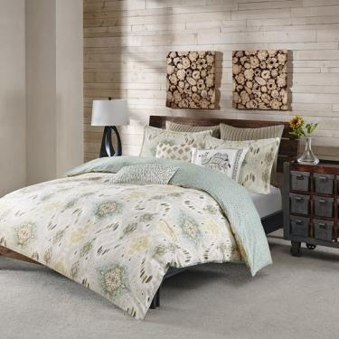 Seafoam King Nia Duvet Cover Mini Set main image