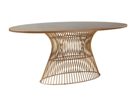 Mercer Oval Dining Table main image