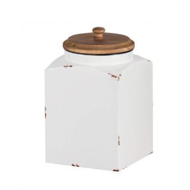 Antique White Jar main image