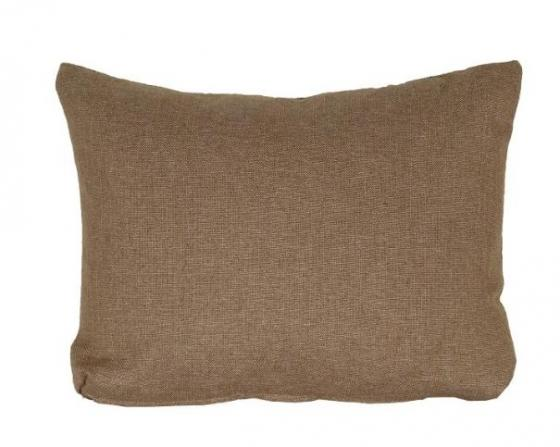 Latte Brown Pillow main image