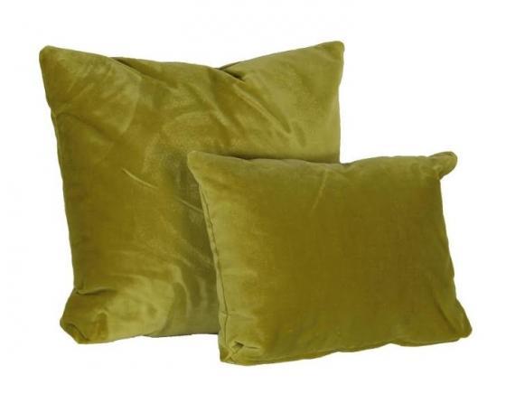 Parakeet Green Pillows Set of 2 main image