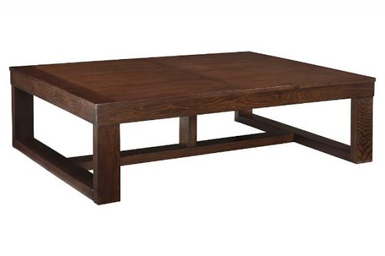 Watson rectangular cocktail table main image