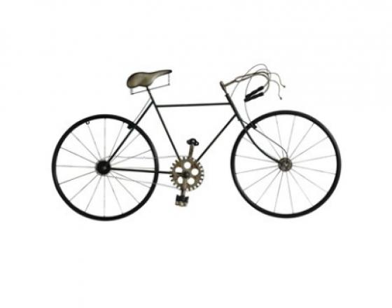 Bicycle Metal Wall Art main image