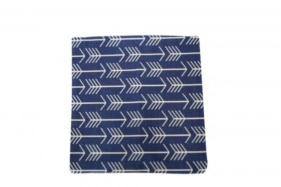 White Arrows Pillow Cover main image