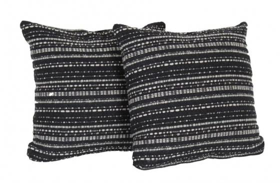 Black and White Pillows Set of 2 main image