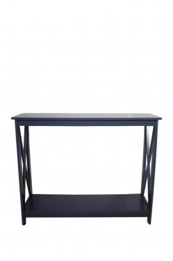 Grey/Blue Sofa Table main image