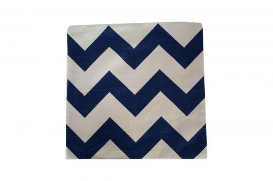 Blue Stripe Pillow  Cover main image