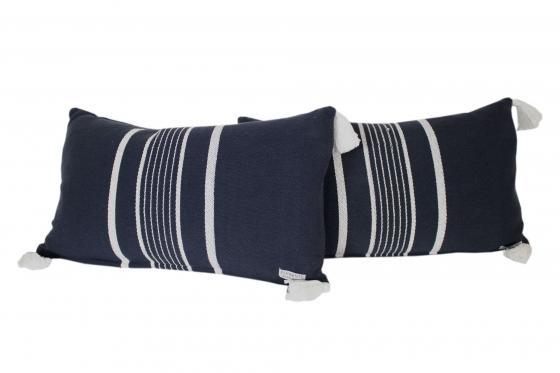 Blue & White Pillow Set main image