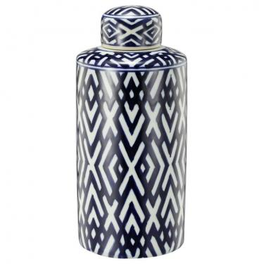Carlyle Lidded Jar,Small main image