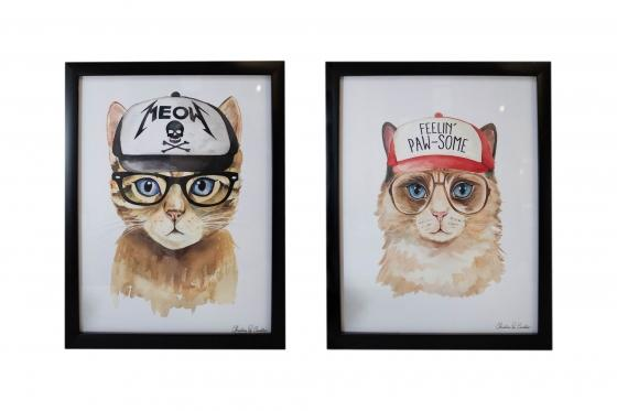 Cat Art Duo main image