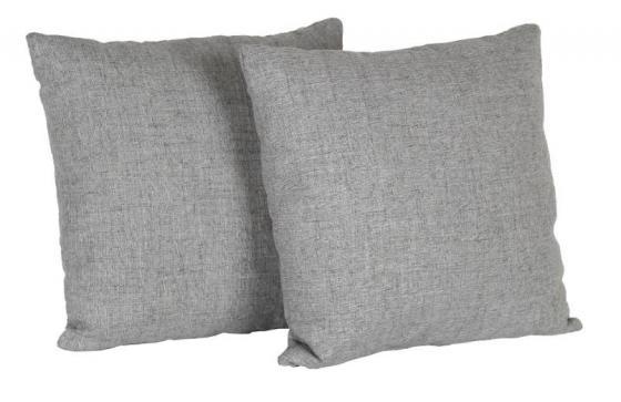 Cement Grey Pillows Set of 2 main image
