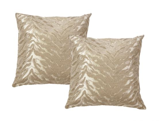 Cache Champagne Pillows main image