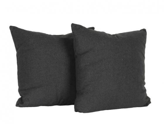 Charcoal Pillows Set of 2 main image