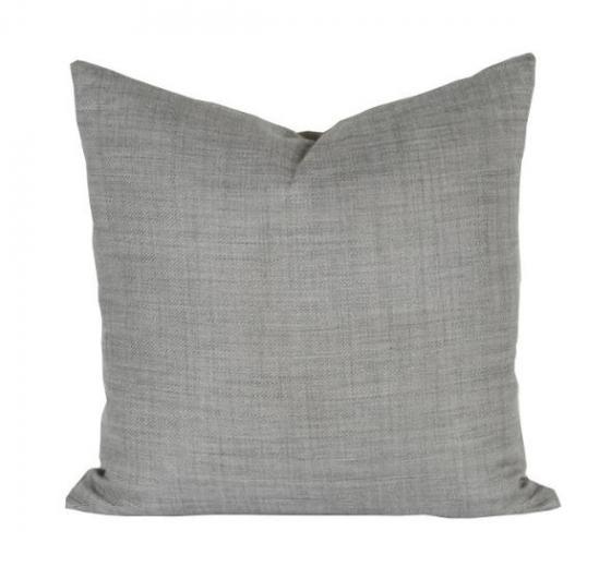 Cloud Grey Pillow main image