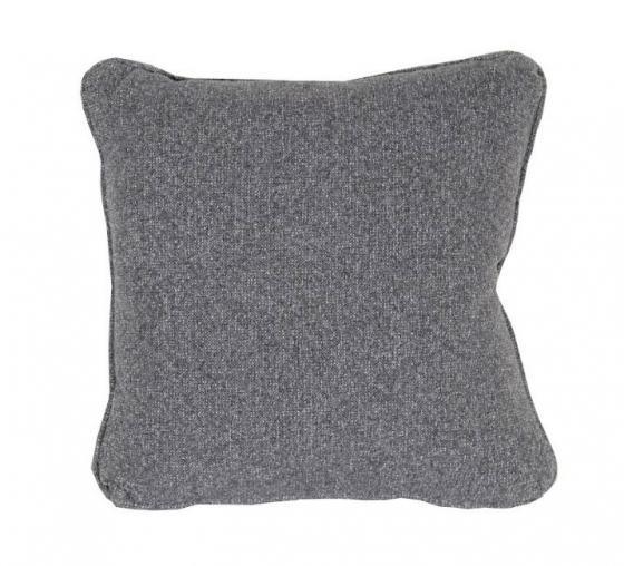 Coal Grey Pillow main image