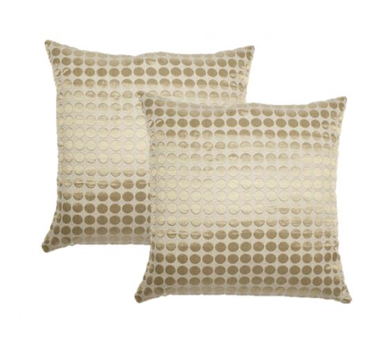 Coblestone Gold Pillows main image