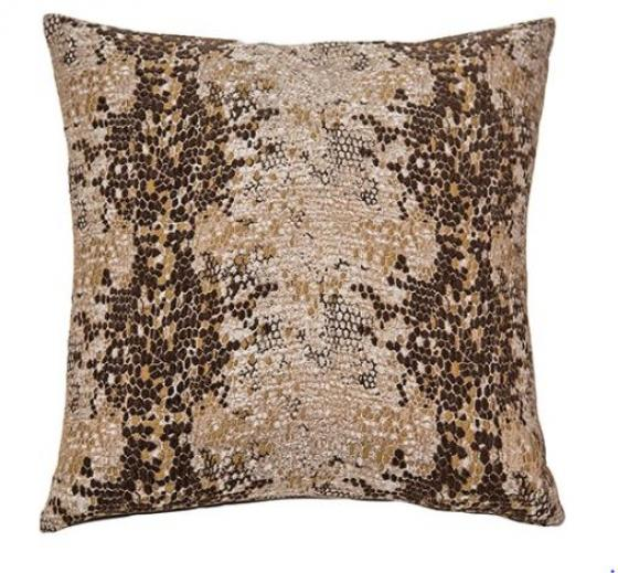"Columbia Cocoa Pillow 22""x 22"" main image"
