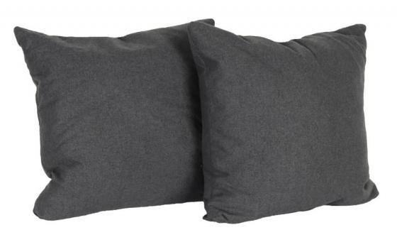 Concrete Grey Pillows Set of 2 main image