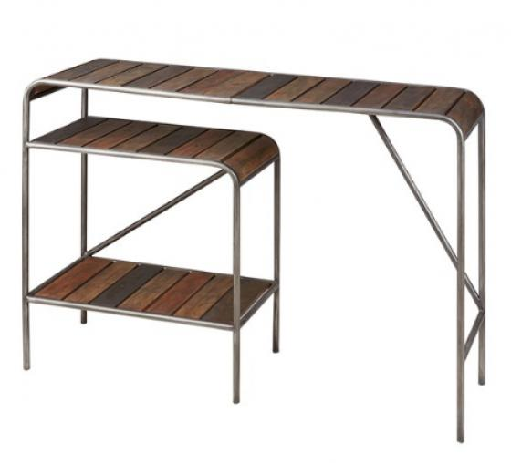 Renu Metal Console Table main image