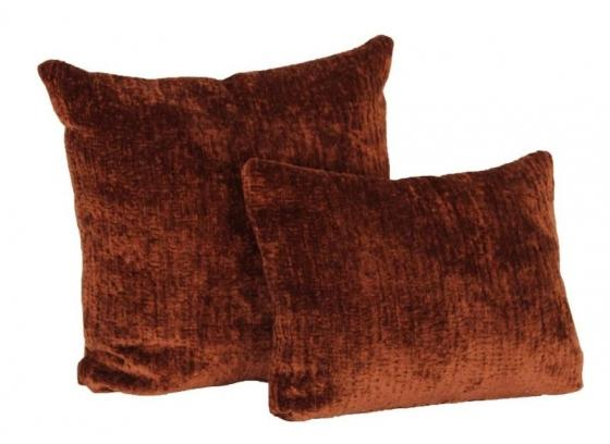 Crushed Velvet Pillows Set of 2 main image