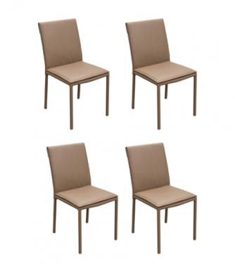 Coffee CS89 Dining Chairs Set of 4 main image