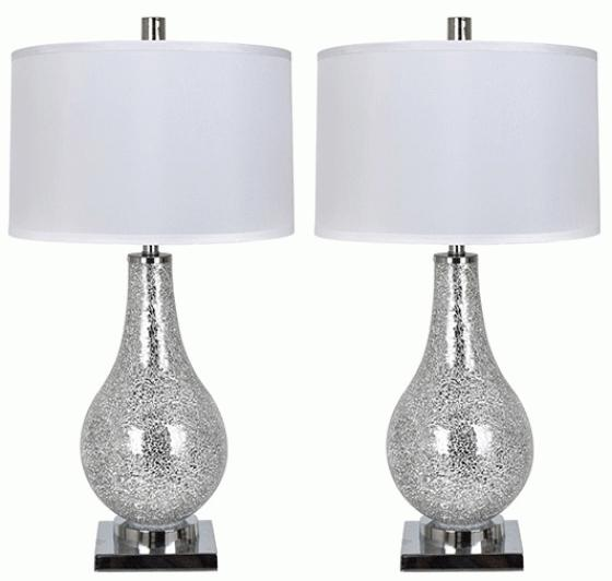 Ascott Silver Table Lamps main image