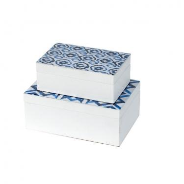 Decorative Boxes - Large Set of 2 main image