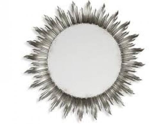 Jonathan Charles Sunburst mirror main image