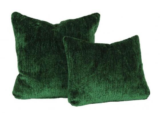 Emerald Green Pillows Set of 2 main image