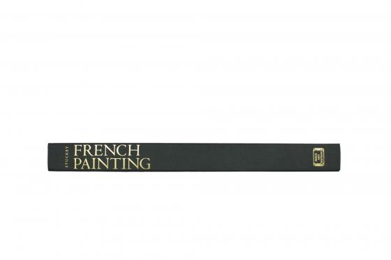 French Painting Coffee Table Book  main image
