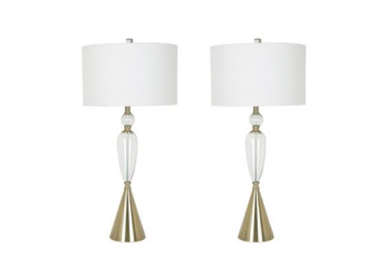 Set of 2 Gallery Table Lamp main image