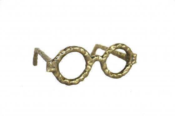 Gold Glasses Accessory  main image